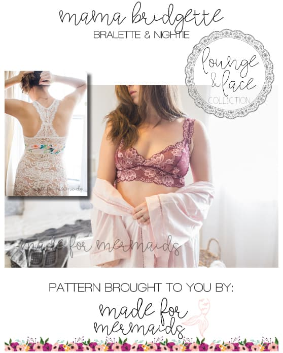 Mama Bridgette by Made for Mermaids