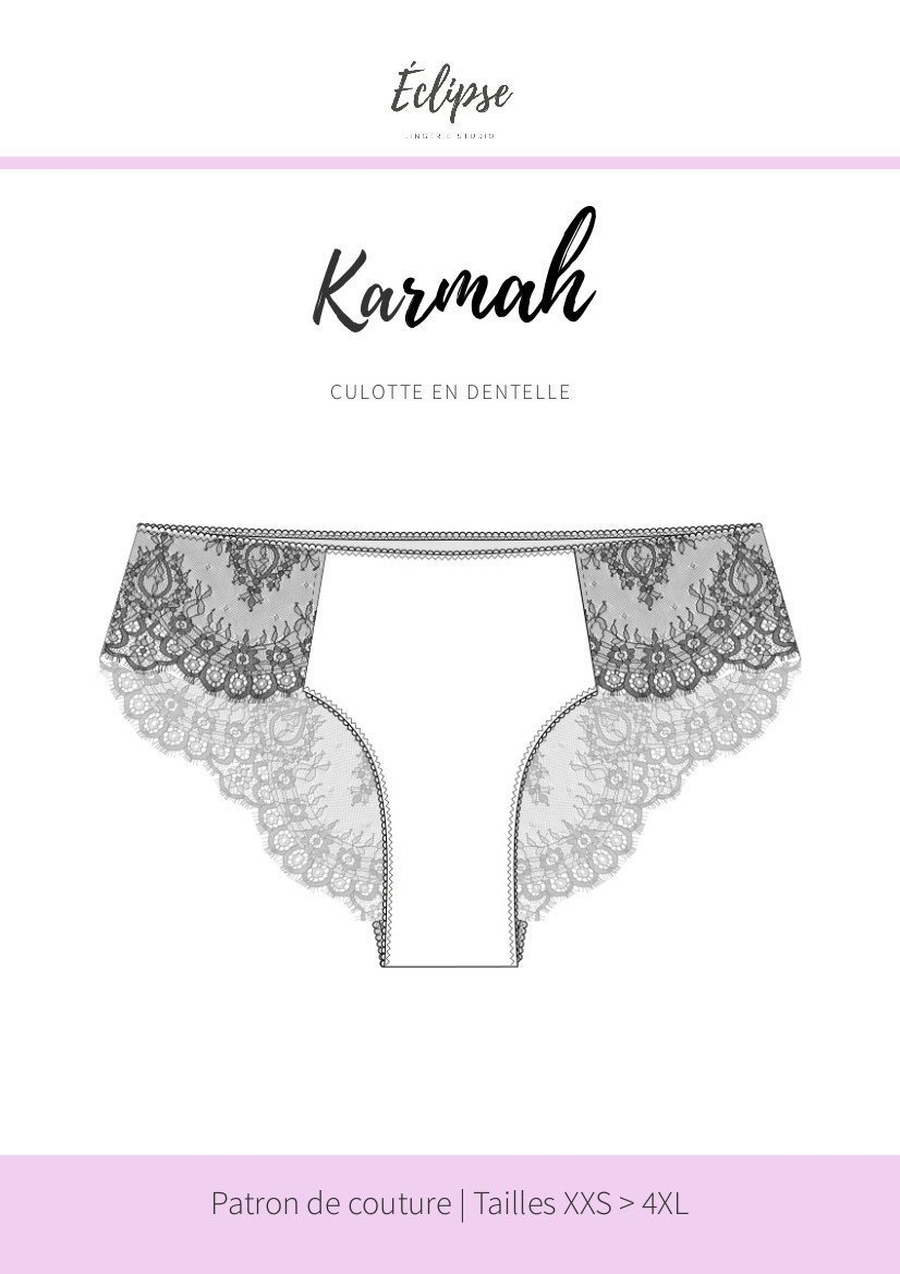 Karmah Panties by Eclipse Lingerie Studio