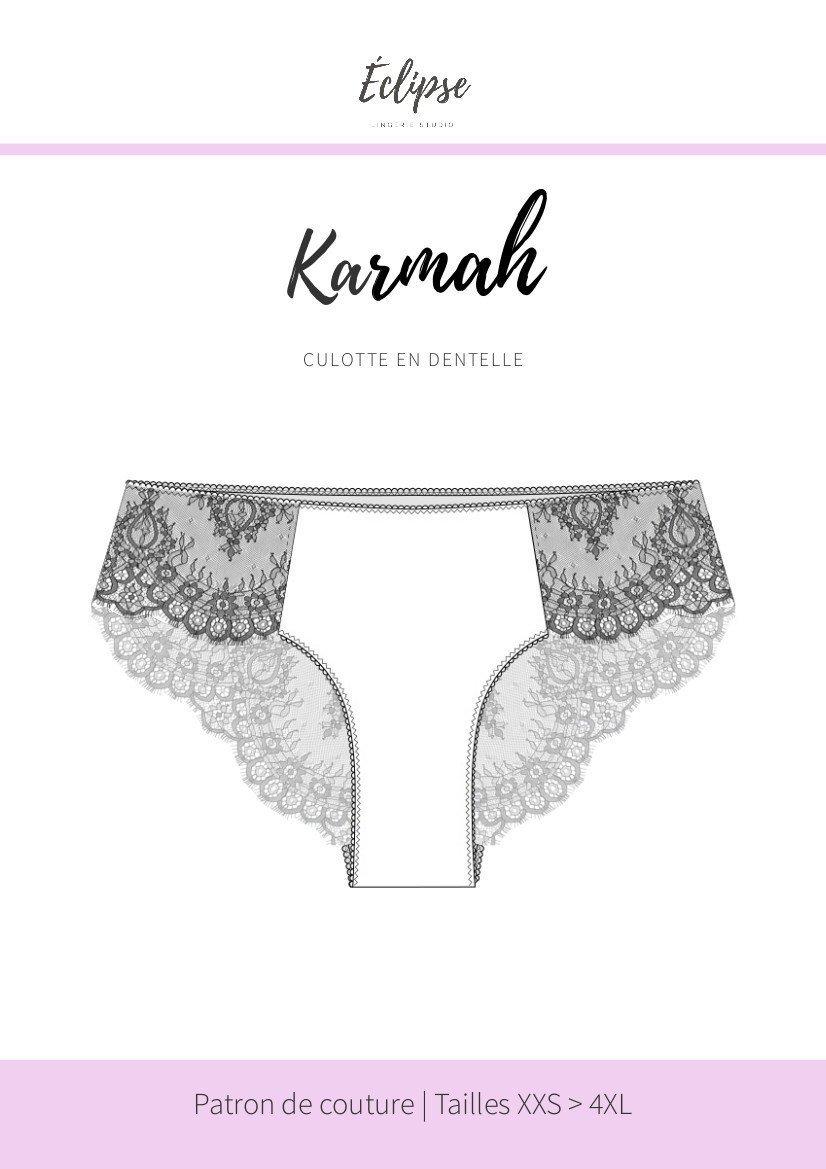 Karmah Panties by Eclipse Lingerie Studio