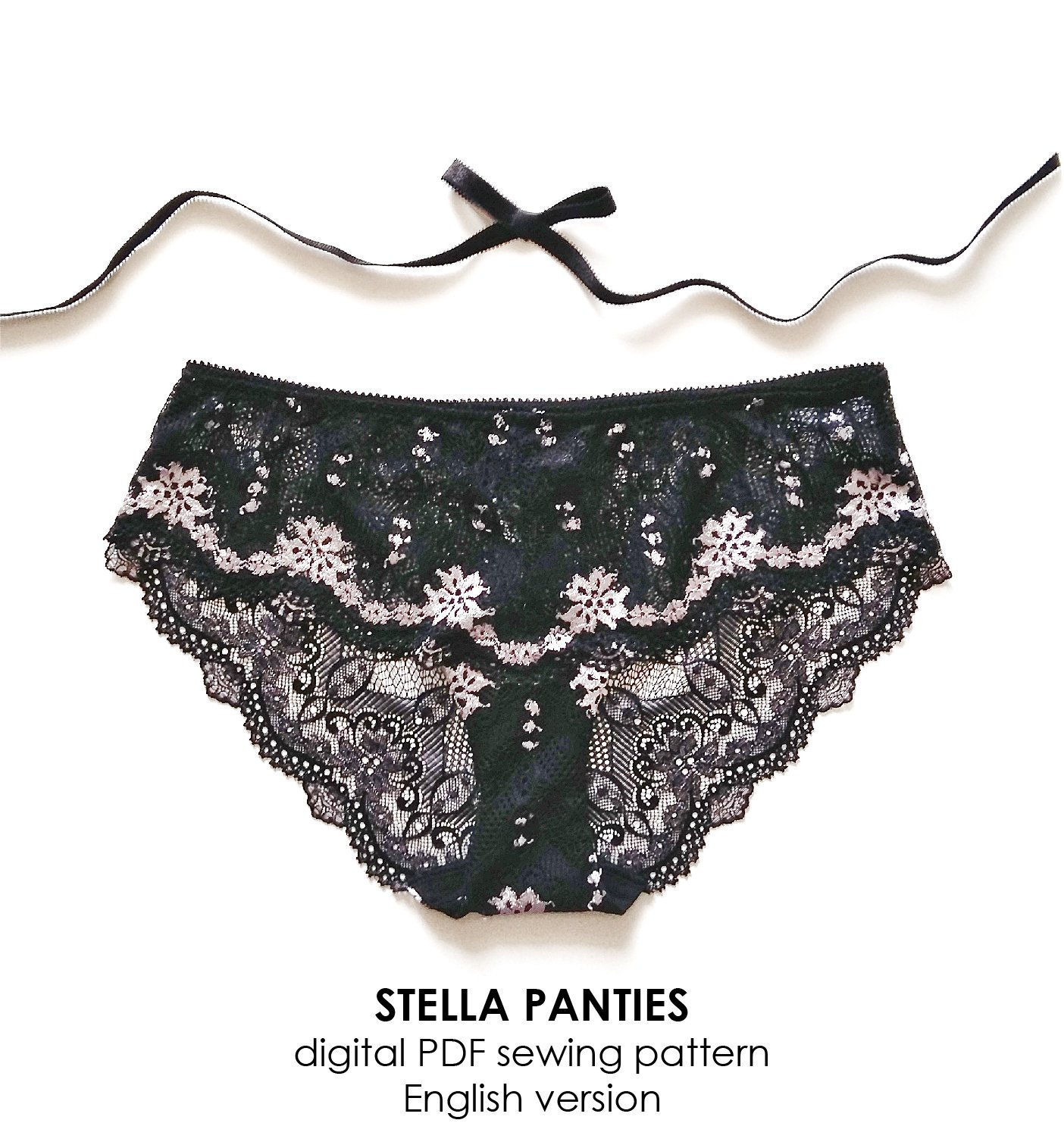 Stella Panties by Studio Costura Shop
