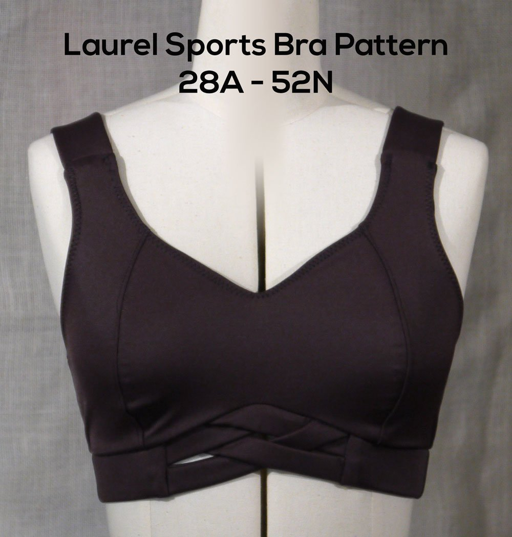 Porcelynne Supplies Laurel Sports Bra
