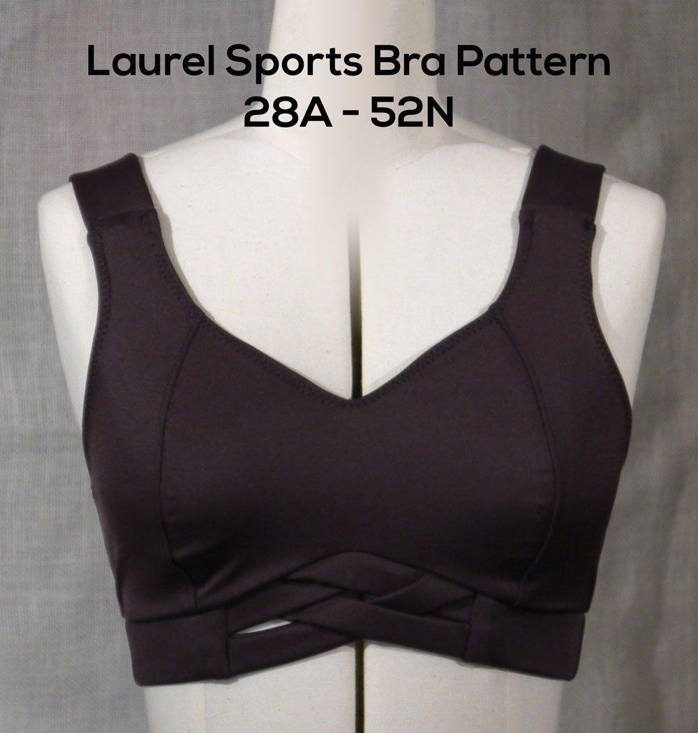 Porcelynne Supplies Laurel Sports Bra