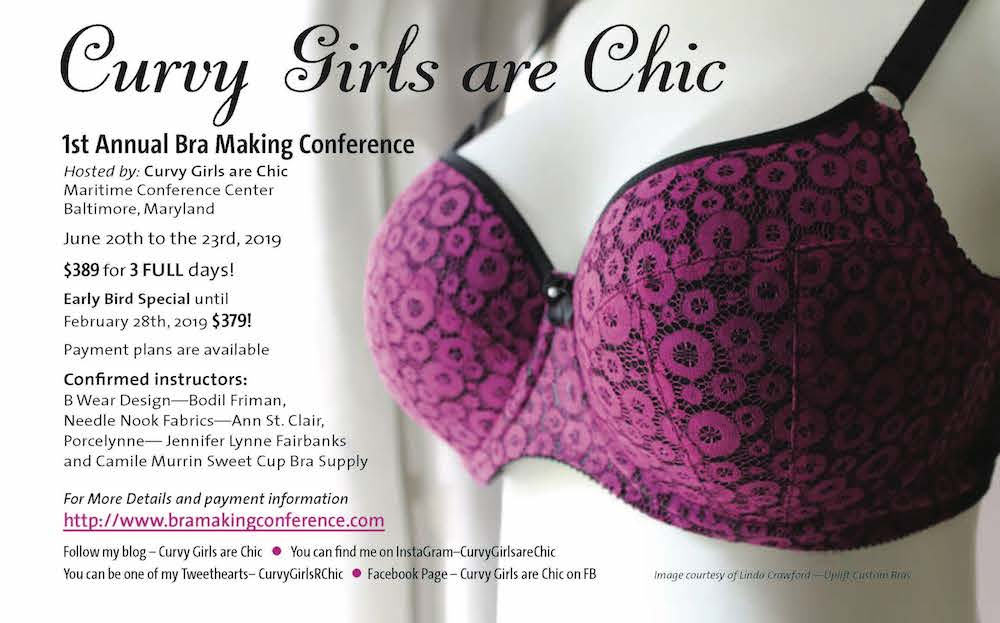 Bra Making Conference
